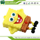 Disco de destello modificado para requisitos particulares del USB del PVC Spongebob