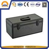 Caso Lockable plástico do armazenamento da caixa de ferramentas das tomadas de fábrica