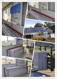 bateria profunda do gel do ciclo 2V-800ah para a potência solar Home