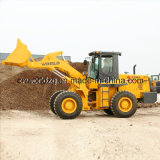 10ton Weightの中心のArticulated Wheel Loader
