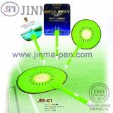 Le crayon lecteur multifonctionnel en plastique Jm-01 de Promotiom avec un ventilateur
