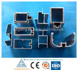 Profil en aluminium d'extrusion pour les matériaux de construction spéciaux/profil en aluminium