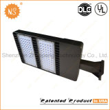 Dlc UL 80W 100W 150W 200W LED Parking Lot Light, 200W LED Shoebox Light