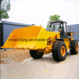 10ton Weight를 가진 중심 Articulated Wheel Loader