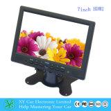 8inch車TFT LCDのモニタ、HDMIの入力との背面図のためのバスTVのモニタ