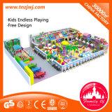 Matériel d'intérieur de divertissement d'enfants de jouets mous de qualité