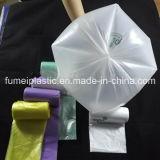 Douane Afgedrukte Plastic Vuilniszakken met de Verpakking van het Karton van het Embleem