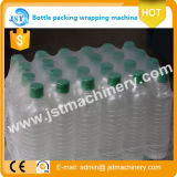 Machine à emballer automatique d'emballage en papier rétrécissable de film de PE de bouteille