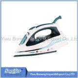 Steam elettrico Iron Mi533 Electric Iron con Ceramic Soleplate (Purple)
