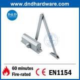 Ce Door - dichter met 2 Speed Adjustable