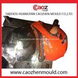Inyección de plástico Casco / casco del molde para la motocicleta (CZ-501)