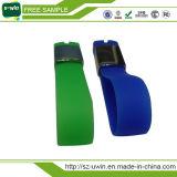 Привод вспышки USB большого части привода пер запястья руки силикона