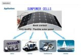 """Célula solar polivinílica de 3bb/4bb de la talla 6 de Taiwán """""""