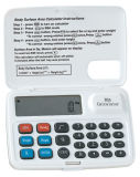 Calculatrice médicale promotionnelle de Bsa de calculatrice (DSC 7320-BSA)
