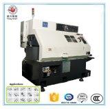 3-20mm (コレット)、100mm (チャック)の直径、Sapreの部品のための上海CNCの旋盤機械