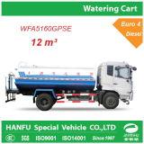 12 m³의 물 트럭 - 큰 탱크