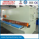 QC11Y-12X3200 높은 정밀도 유압 단두대 깎는 기계