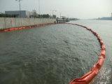 Tipo solido boom del galleggiante del petrolio del PVC