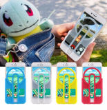 Pokemon vai caixa do silicone do visor para iPhone6