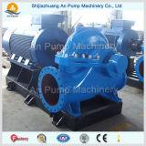 Matériau fendu d'acier inoxydable de pompe centrifuge de cas de verticale d'aspiration axialement double