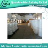 Internacional de marca de alta calidad estándar de pañales Fibras de celulosa con entrega rápida (FP-014)