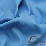 Agua y de la ropa de deportes tela tejida chaqueta al aire libre Viento-Resistente 100% de la pongis del poliester del telar jacquar de la tela cruzada abajo (53136)