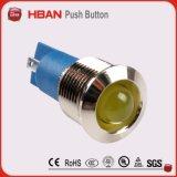 Beleuchtung-Lampe des 14mm Durchmesser-wasserdichte Messing-LED
