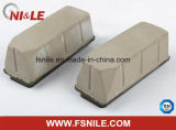 Granite&Quartz (T2 170mm)를 위한 구획 마그네사이트 Fickert 닦는 연마재