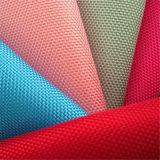tela brillante china de la tela del poliester 600d*300d