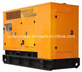 180kw/225kVA Cummins Engine Soundproof Generator Set