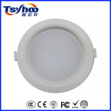 7W 10W 12W 15W SMD LED는 Dimmable LED Downlight로 아래로 점화한다