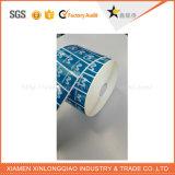 ラベルの印刷のカスタム機密保護の反偽造品のタンパーの明白な無効のステッカー