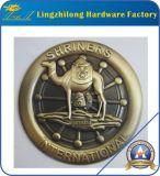 Emblemas do automóvel do Freemasonry do projeto do OEM do costume