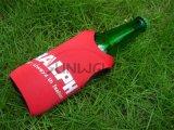 絶縁されたネオプレンのビール瓶のクーラー、ベストデザイン(BC0082)の徳利立て