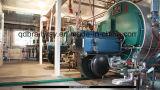 自動操作のガスおよびまたは蒸気ボイラおよび熱湯ボイラー