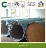 Pipe soudée ASTM 304 d'acier inoxydable 310 316