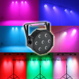 Mini 7*10W RGBW 4 in 1 Indoor LED PAR Light/Mini LED PAR Light