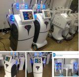 Cuerpo del tratamiento de los sistemas de líquido refrigerador del Liposuction de Cryo que adelgaza la máquina