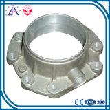 L'OEM de haute précision fait sur commande les pièces en aluminium de moulage mécanique sous pression pour la base de DEL (SYD0013)