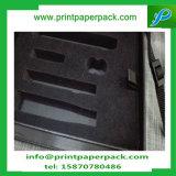 Caixa de papel dos cosméticos da embalagem da impressão de Cmyk da forma com inserção da espuma