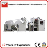 Machine professionnelle de papier de soie de soie dans la chaîne de production