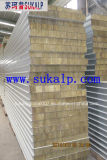 Rock impermeabile Wool Sandwich Panel per Roof e Wall