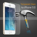 2.5D Broken Proof Tempered Glass Screen Protector für iPhone 5s
