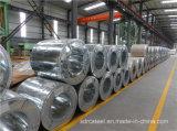 650/1000/1219/1220 de Dx51d, SPCC, SGCC, CGCC, bobina de aço galvanizada mergulhada quente