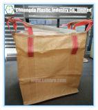 Grande sacchetto e cinghia dei pp FIBC con le cinghie dello Stevedore