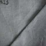 ワイシャツまたは服Rls60-11poのための100%年の綿織物の編まれたヤーンによって染められるファブリック