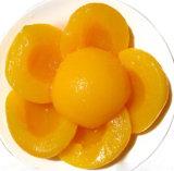Pêssego Amarelo Em Conserva De Pêssego Quente Com Melhor Qualidade