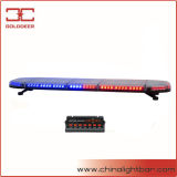 PC Cover Red Blue LED Emergency Warning Light Bar