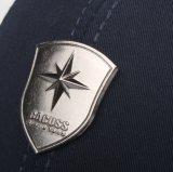 Fördernde Großhandelsbaseball-Sport-Schutzkappe mit Metallplatten