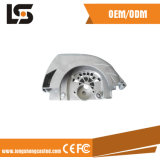 A peça de giro da máquina das peças do CNC/ferramenta pneumática parte o bronze/cobre